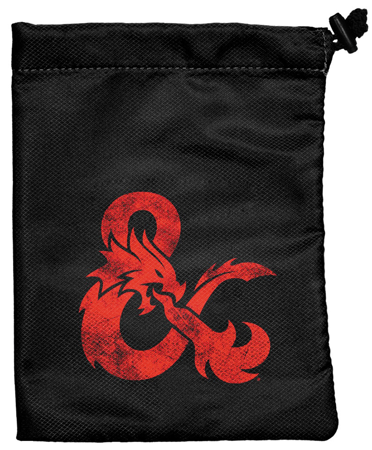 Dungeons & Dragons: Treasure Nest Dice Bag Box Front
