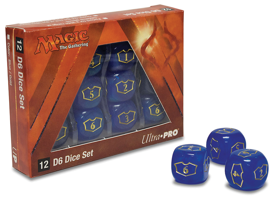 Magic The Gathering: Amonkhet Loyalty Dice Set Box Front