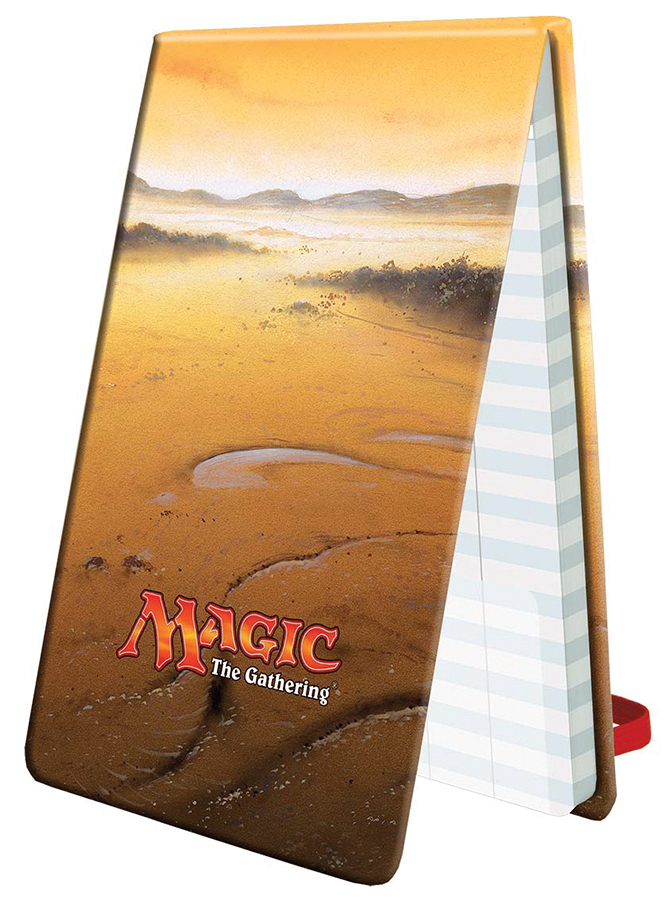 Magic The Gathering: Mana 5 Life Pad - Plains Box Front