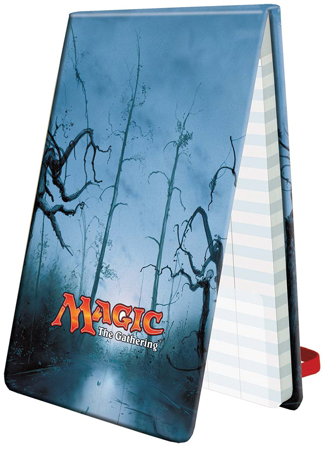 Magic The Gathering: Mana 5 Life Pad - Swamp Box Front