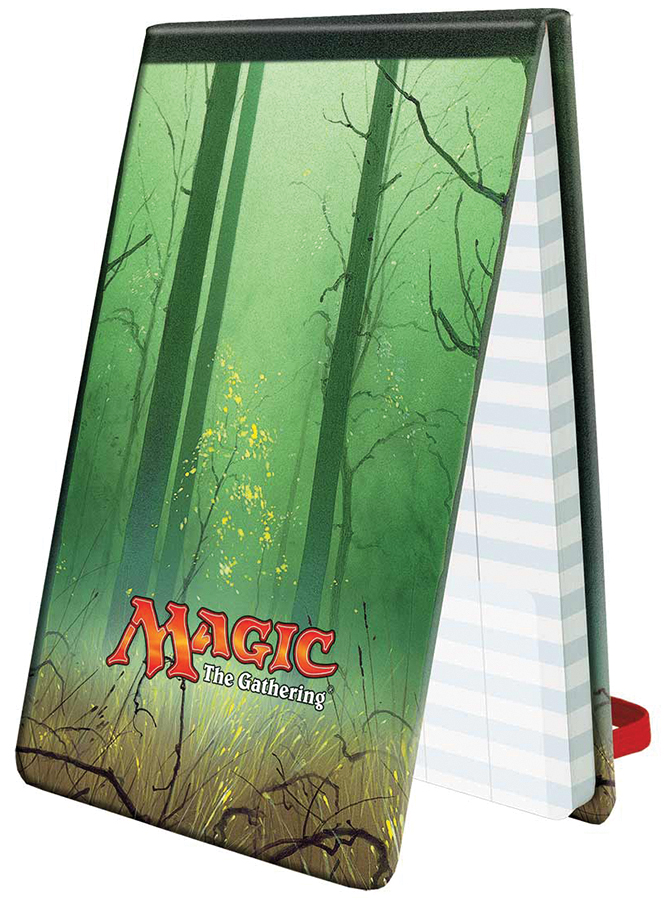 Magic The Gathering: Mana 5 Life Pad - Forest Box Front