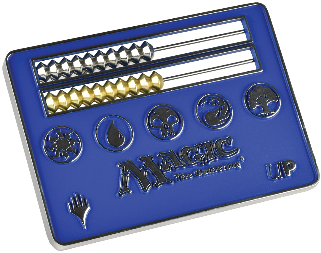 Magic The Gathering: Abacus Life Counter - Blue Box Front