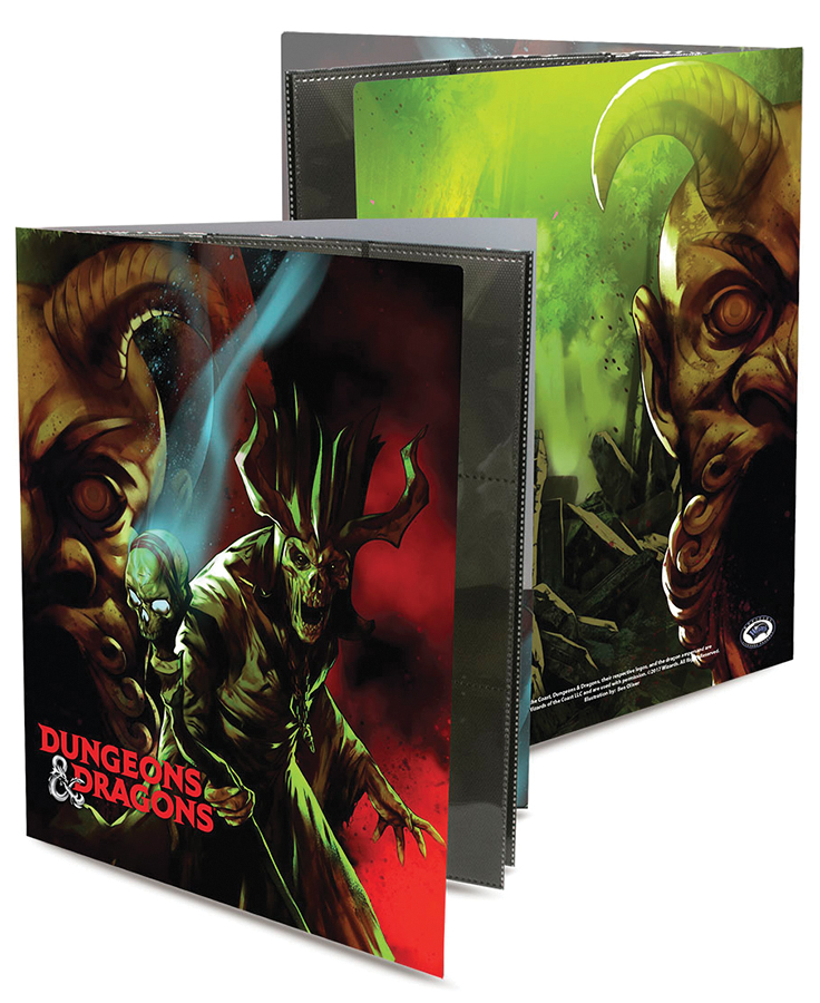 Dungeons & Dragons: Character Folio - Tomb Of Annihilation Box Front