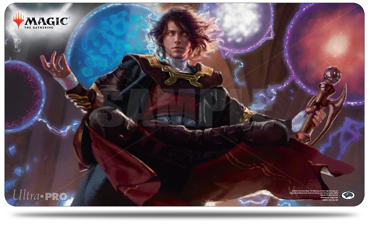 Magic The Gathering: Dominaria V4 Play Mat - Jodah, Archmage Eternal Box Front