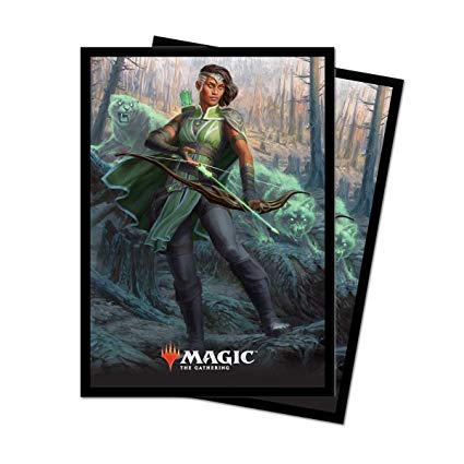 Magic The Gathering: 2019 V5 Deck Protector Sleeves (80) Game Box