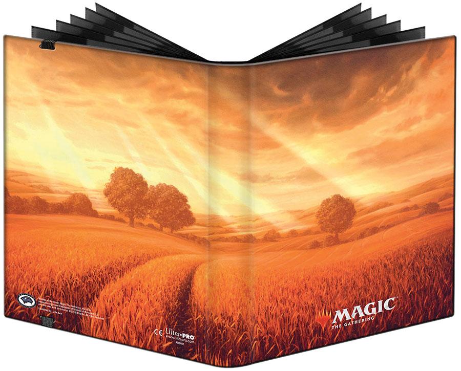 Magic The Gathering: Unstable 9-pocket Pro Binder - Plains Game Box