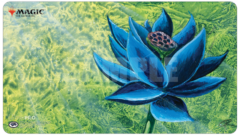Magic The Gathering: Black Lotus Play Mat Box Front