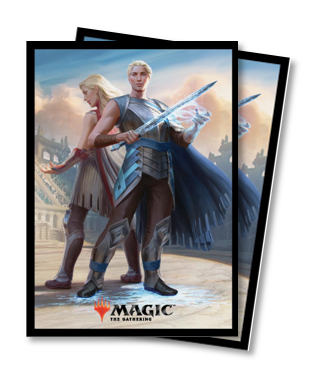 Magic The Gathering: Battlebond V1 Deck Protector Sleeves (80) Game Box