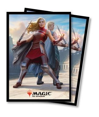 Magic The Gathering: Battlebond V2 Deck Protector Sleeves (80) Game Box