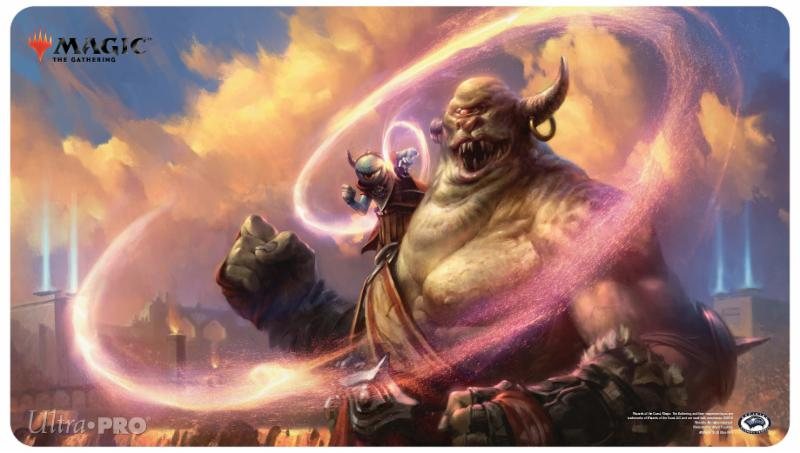 Magic The Gathering: Battlebond Play Mat Game Box