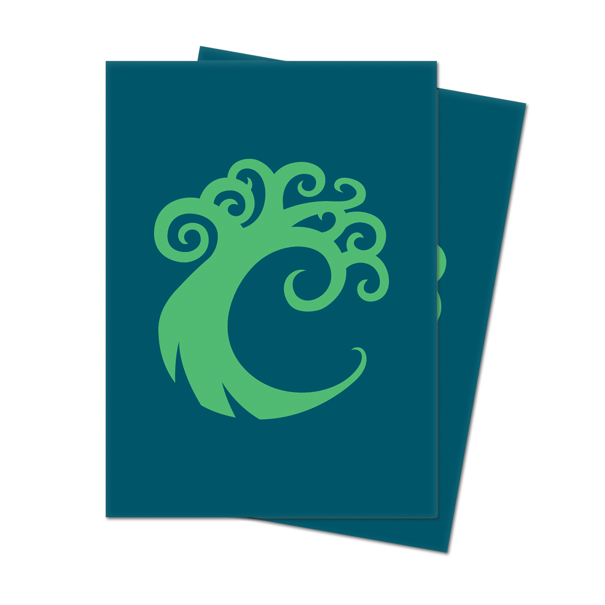 Magic The Gathering: Guilds Of Ravnica Deck Protector Sleeves (100) - Simic Combine Game Box