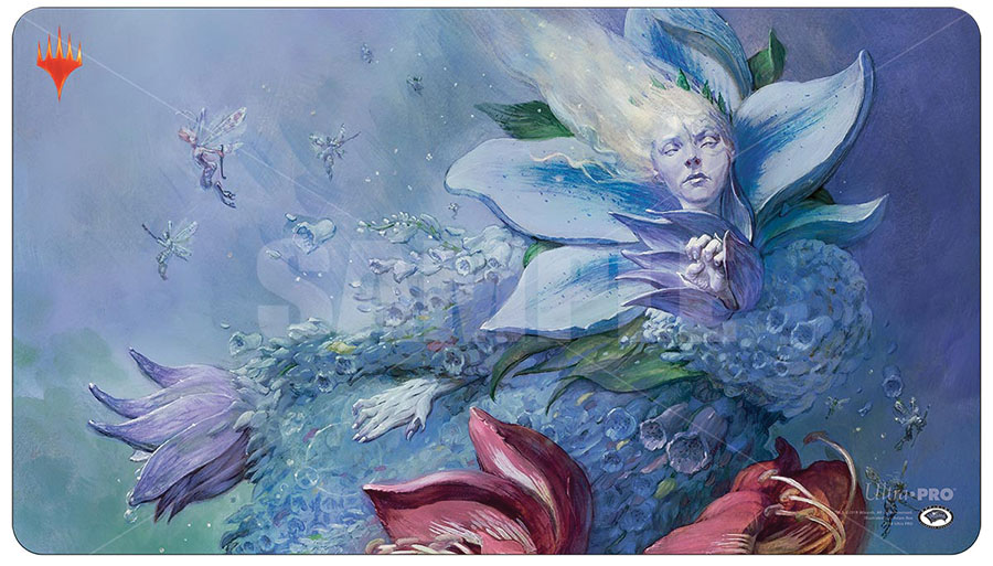 Magic The Gathering: Legendary Collection Standard Size Play Mat - Oona, Queen Of The Fae Game Box
