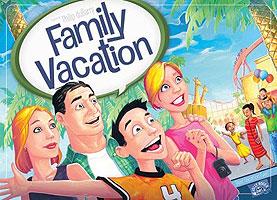 Family Vacation Box Front