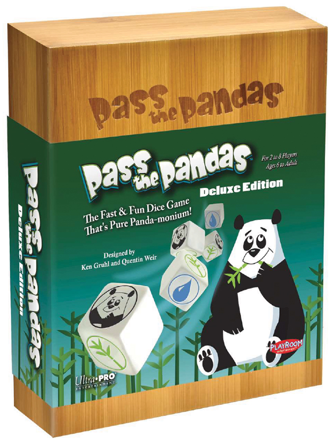 Pass The Pandas Deluxe Box Front