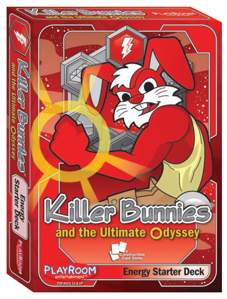 Killer Bunnies And The Ultimate Odyssey Box Front