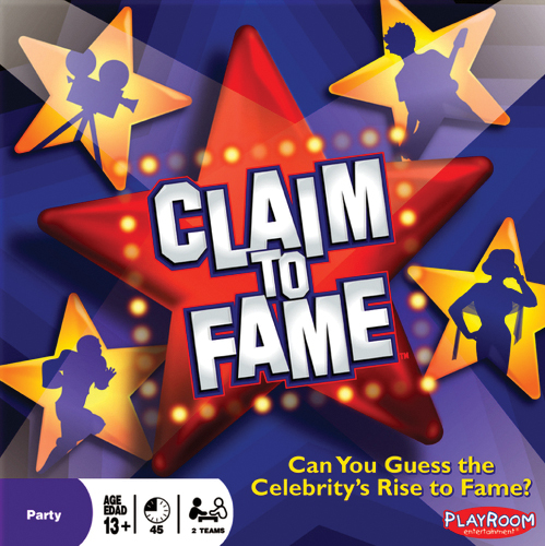 Claim To Fame Box Front