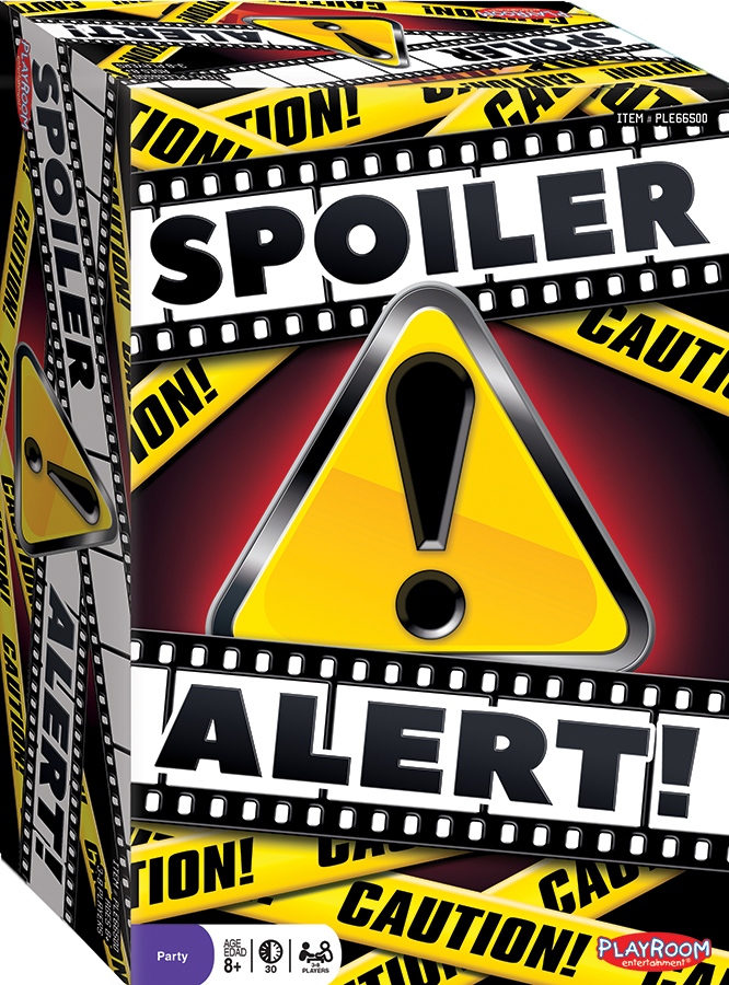 Spoiler Alert! Volume 1 Box Front