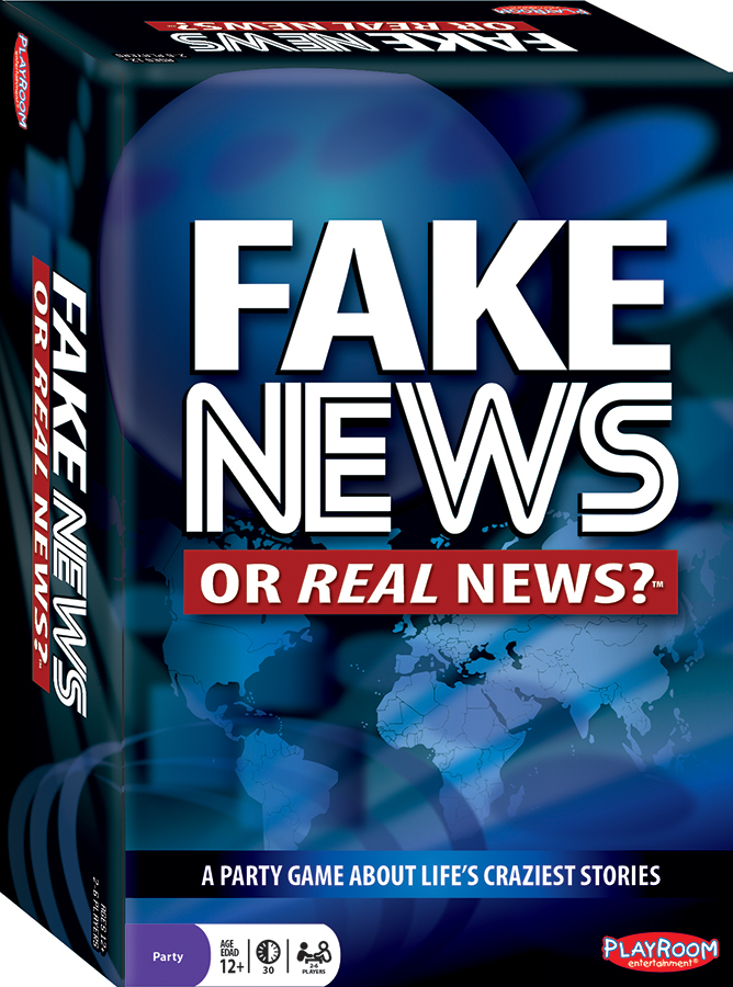 Fake News Or Not! Box Front