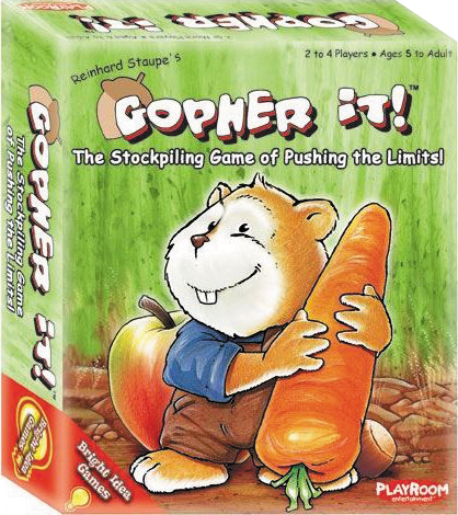 Gopher It! Box Front