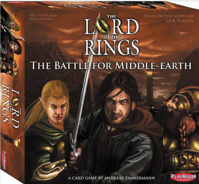 The Lord Of The Rings: The Battle For Middle-earth Box Front
