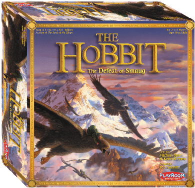 The Hobbit - The Defeat Of Smaug Box Front