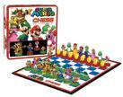 Super Mario Brothers Chess Box Front