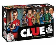 Big Bang Theory Clue Box Front