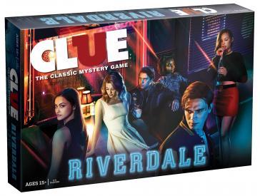 Riverdale Clue Game Box