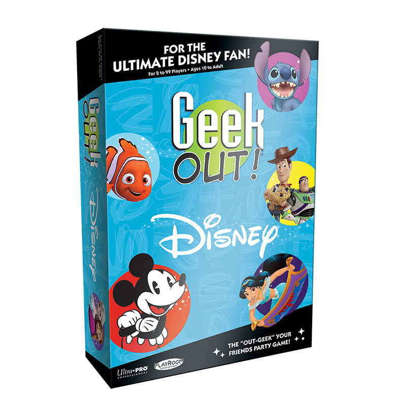 Disney Geek Out