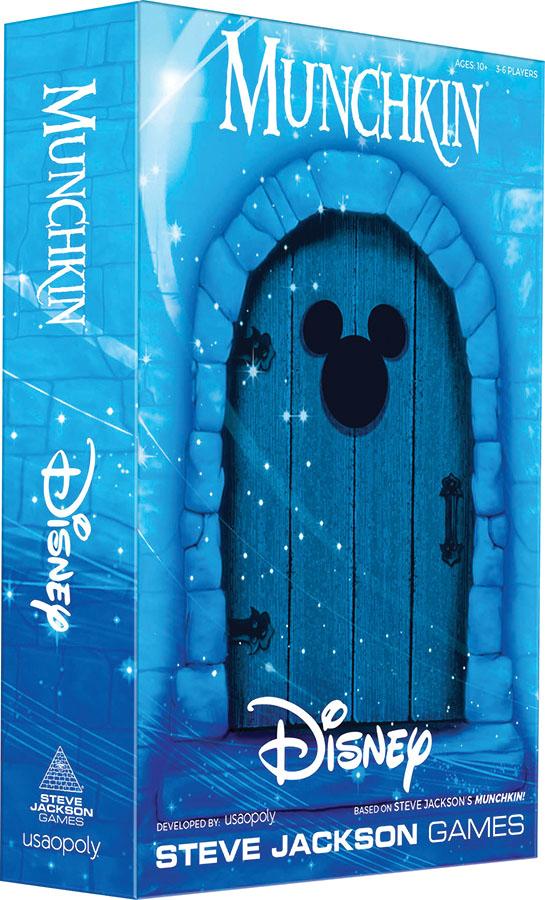 Munchkin: Disney