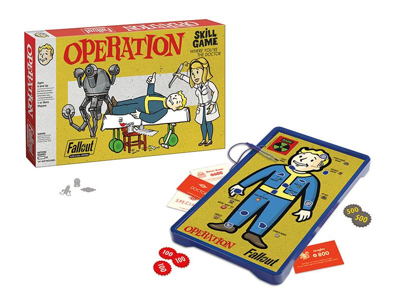 Fallout Operation Box Front