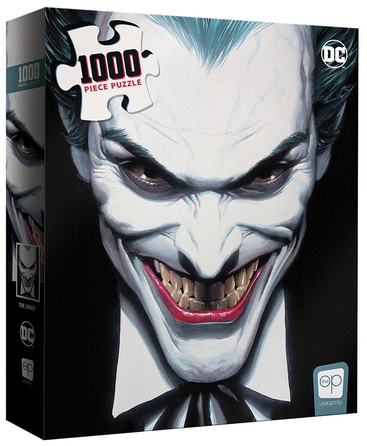 Joker `clown Prince Of Crime` 1000pcs Puzzle