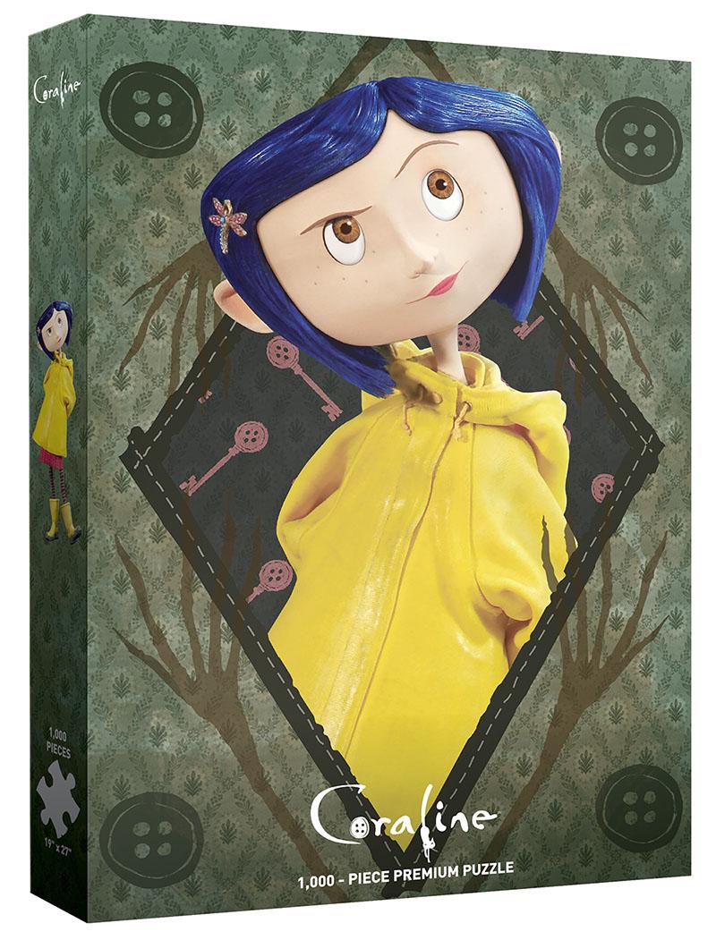 Coraline 1000 Piece Puzzle Game Box