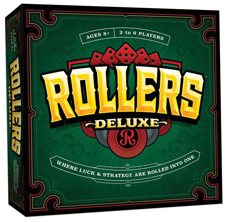 Rollers Deluxe Box Front
