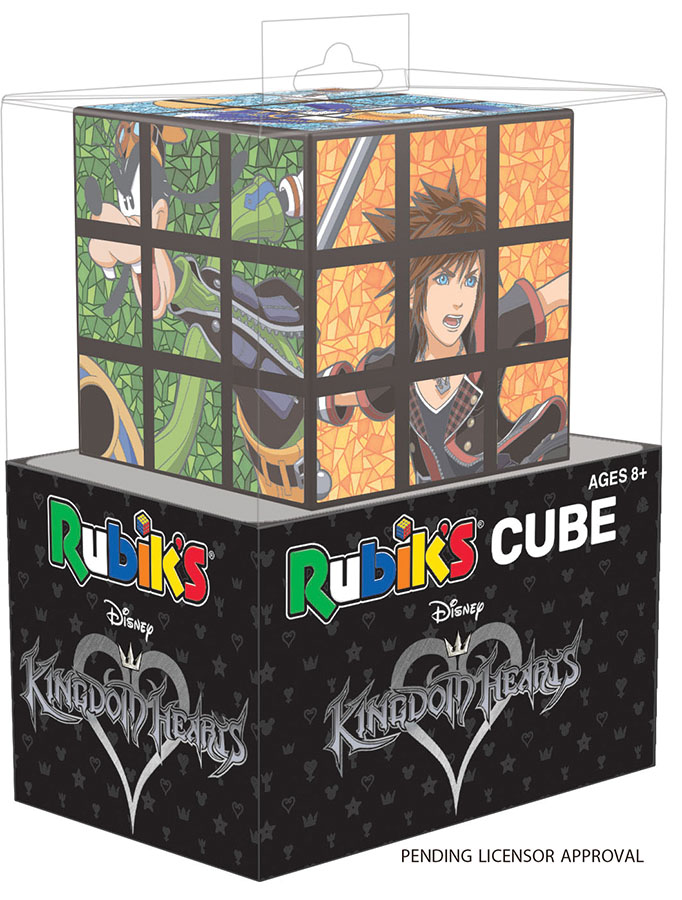 Rubiks Cube: Disney Kingdom Hearts