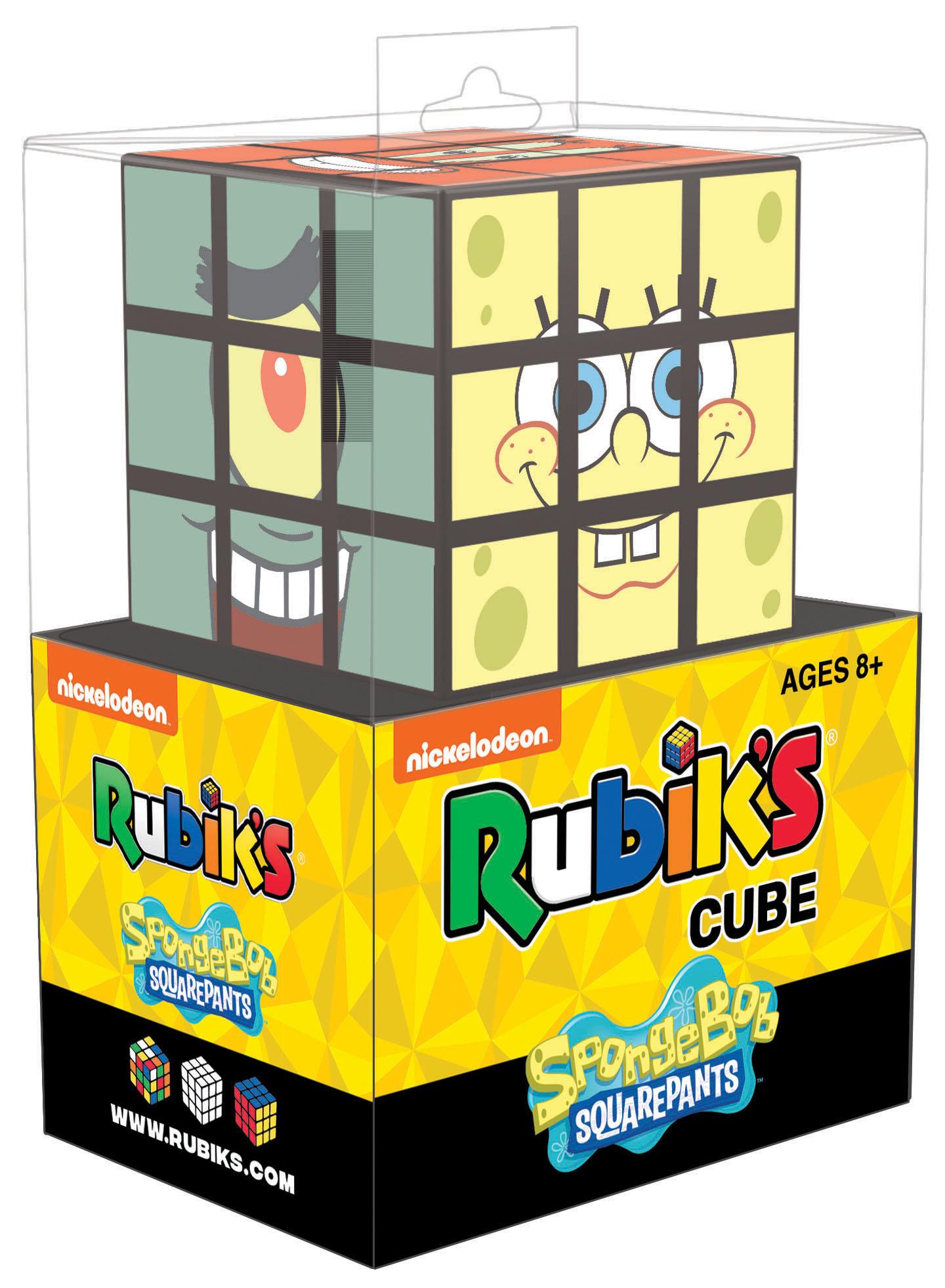 Rubiks Cube: Spongebob Squarepants