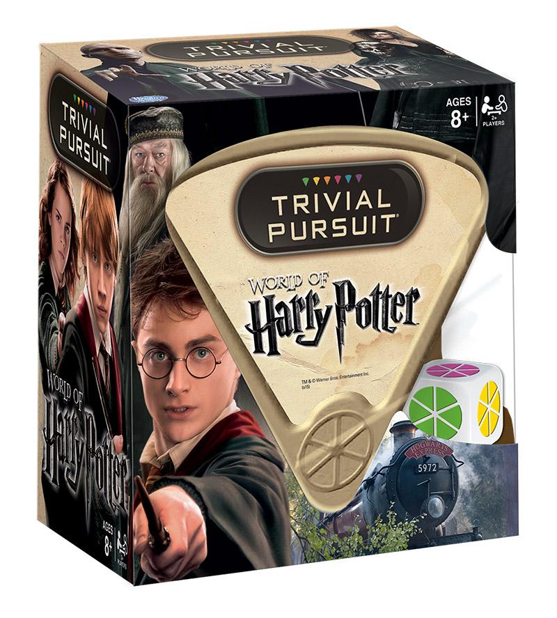 Harry Potter Trivial Pursuit Game Box