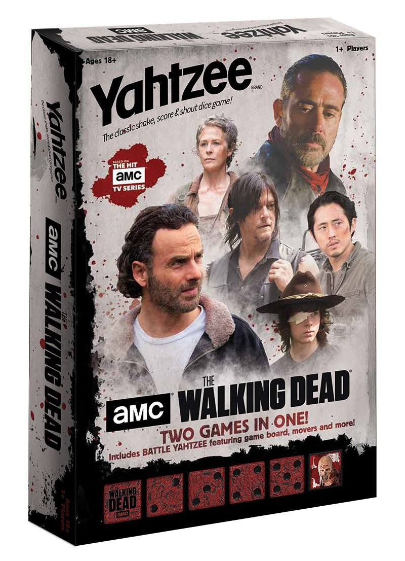 Yahtzee: The Walking Dead