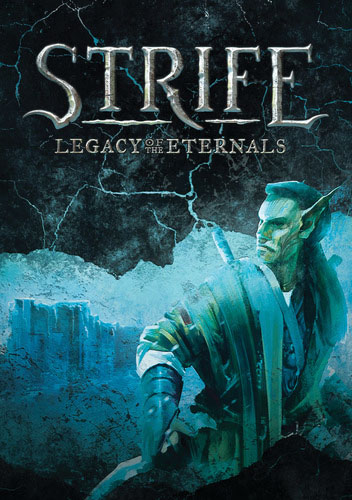 Strife: Legacy Of The Eternals Box Front