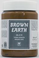 Earth Texture: Brown Earth (200ml) Box Front