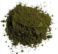 Pigment: Chrome Oxide Green (30ml) Box Front