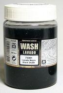 Auxiliary Products: Black Wash (200ml) Box Front