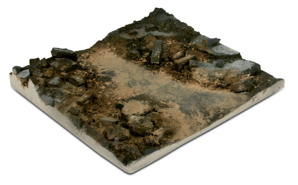 Scenics: Rubble Street Section (14x14cm) Box Front