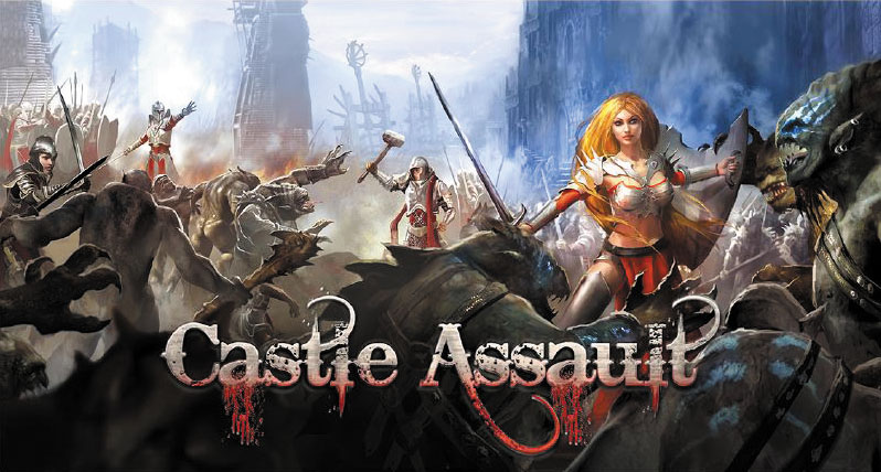 Castle Assault Box Front