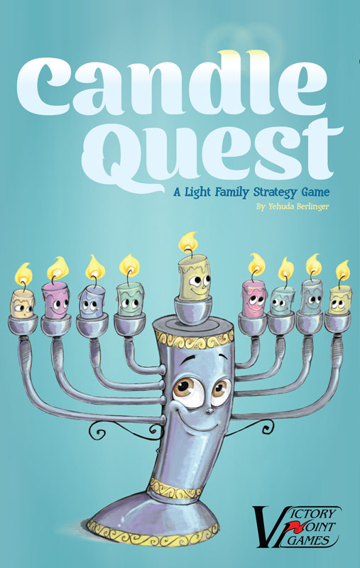 Candle Quest Box Front