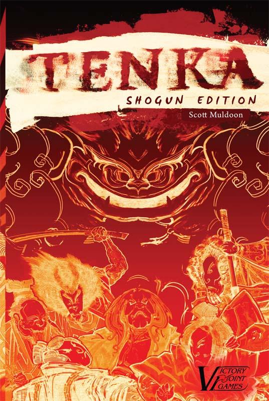 Tenka: Shogun Edition Box Front