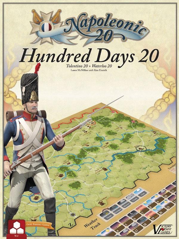 Hundred Days 20 Box Box Front
