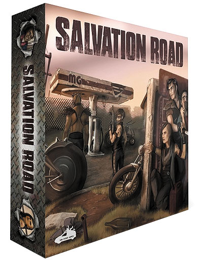 Salvation Road Box Front