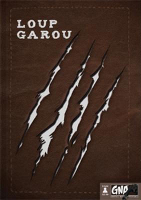 Graphic Novel Adventures: Loup Garou Box Front