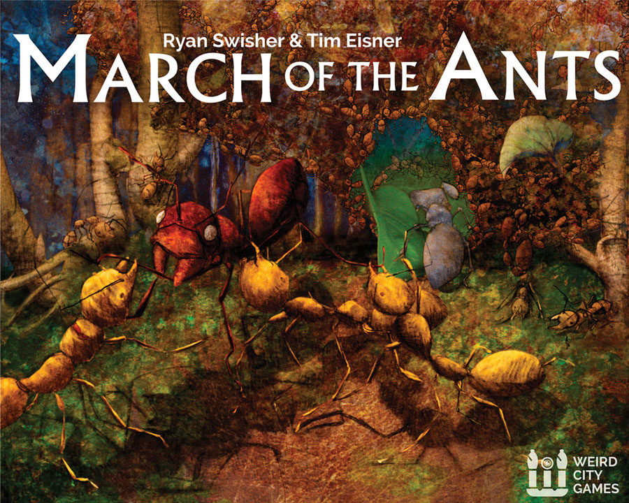 March Of The Ants Box Front
